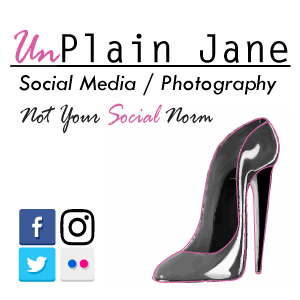 Unplain Jane Social Media and Photography